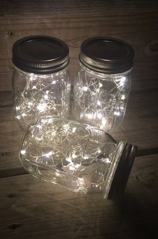 12 pack of mason jar lamps