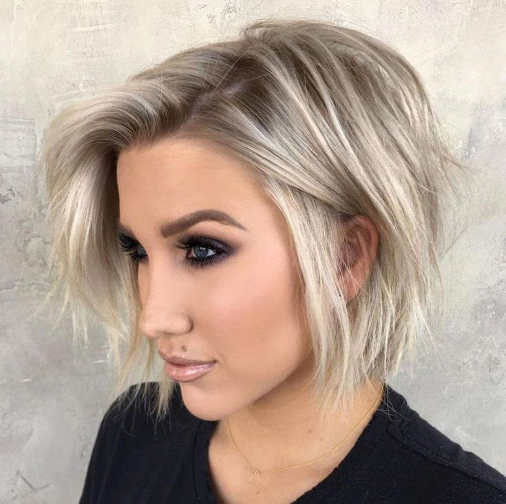 25 Chin Length Bob Hairstyles That Will Stun You in 2019 ...