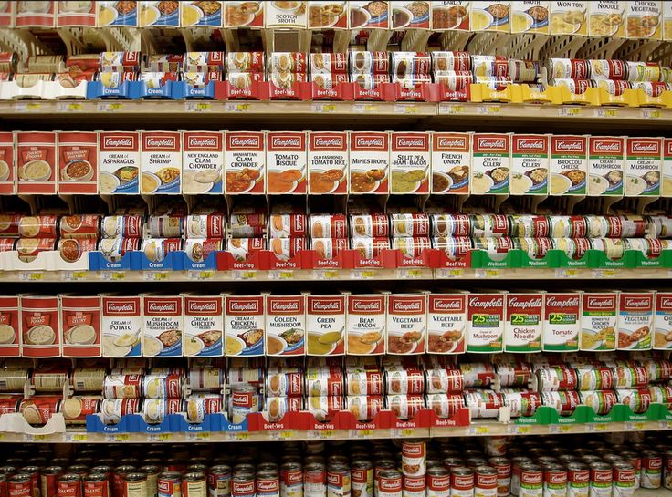 Campbell Soup Company Climbs On Bandwagon, Will Eliminate Artificial Colors And Flavors By 2018