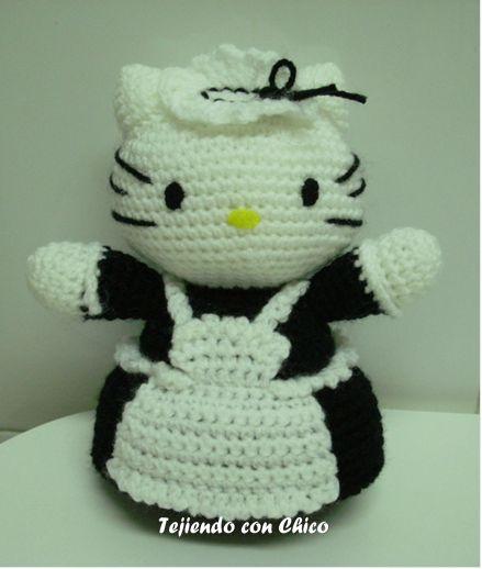 Amigurumi Hello Kitty Patrones : 407 best images about Hello kitty crochet on Pinterest ...