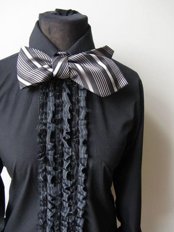 17 best ideas about black tuxedo shirt on pinterest for Tuxedo shirt black buttons