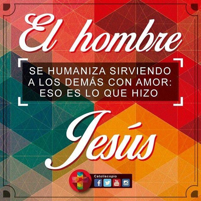 El amor humaniza! =)