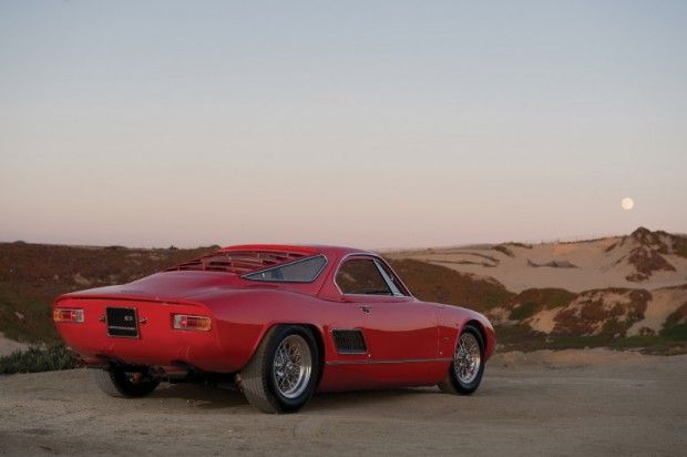 1963 ATS 2500 GT Right 3-4