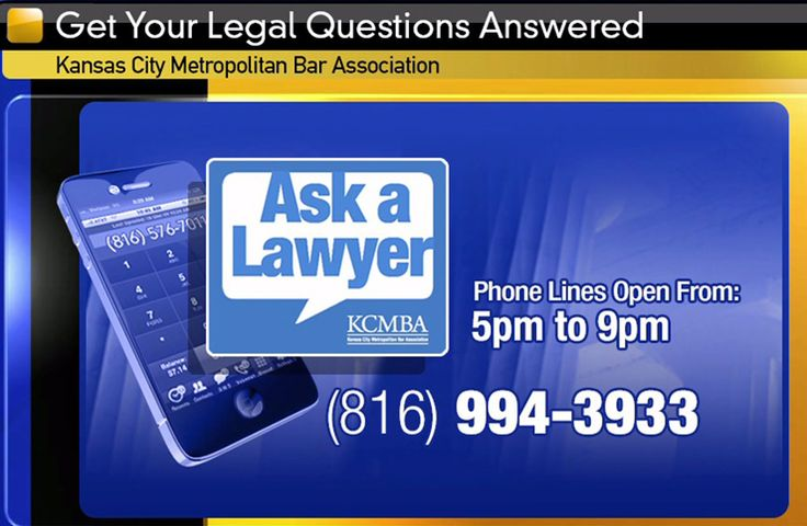 Working for You during Law Week: Ask a Lawyer – your legal questions #ask #lawyer http://ask.nef2.com/2017/05/02/working-for-you-during-law-week-ask-a-lawyer-your-legal-questions-ask-lawyer/  #ask a lawyer a question for free # Working for You during Law Week: Ask a Lawyer your legal questions Working for You during Law Week: Ask a Lawyer your legal questions KANSAS CITY, Mo. Attorneys will be available to take your calls free of charge this week as part of the partnership between FOX 4 News…