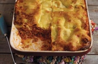 Chef Gennaro Contaldo's lasagne recipe.