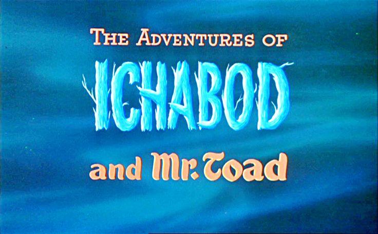 ichabod & mr. toad