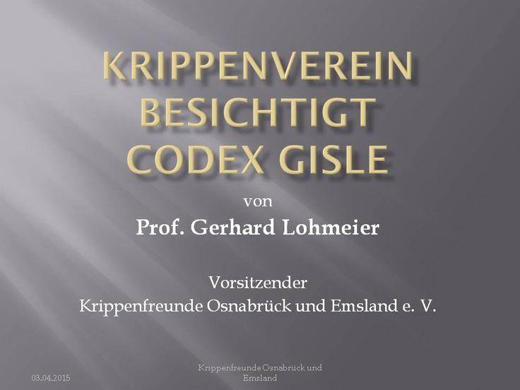 Codex Gisle 01