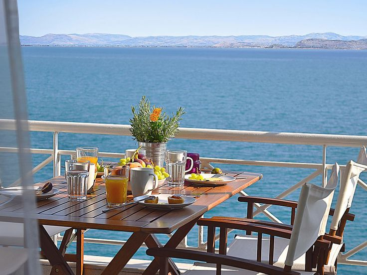 Amazing beachfront Apartments with a unforgettable sea view. Well equipped apartments with kitchen, bathroom, seaview balcony and living room. From the balcony the visitor will admire the magnificent view ...