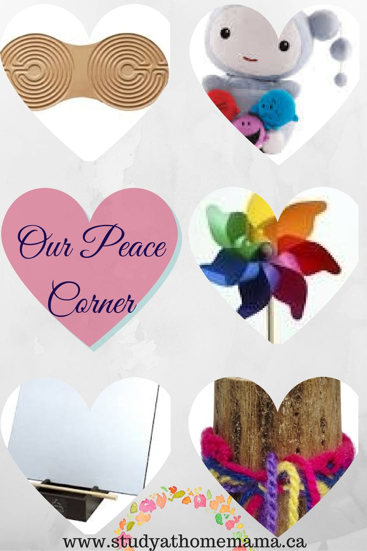 When children misbehave we tend to think in terms of punishment rather than correction, or better yet - understanding. Here is a great idea that can help your child (and possibly yourself) regain self-control. Everybody could use a Peace Corner from time to time. Montessori Peace Corner