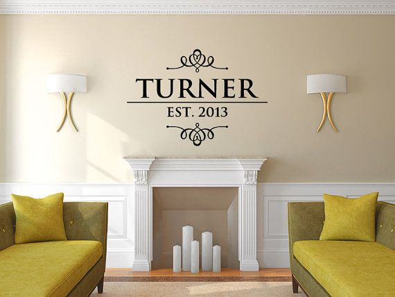 Last Name Wall Decor 204 best window shopping images on pinterest | window shopping