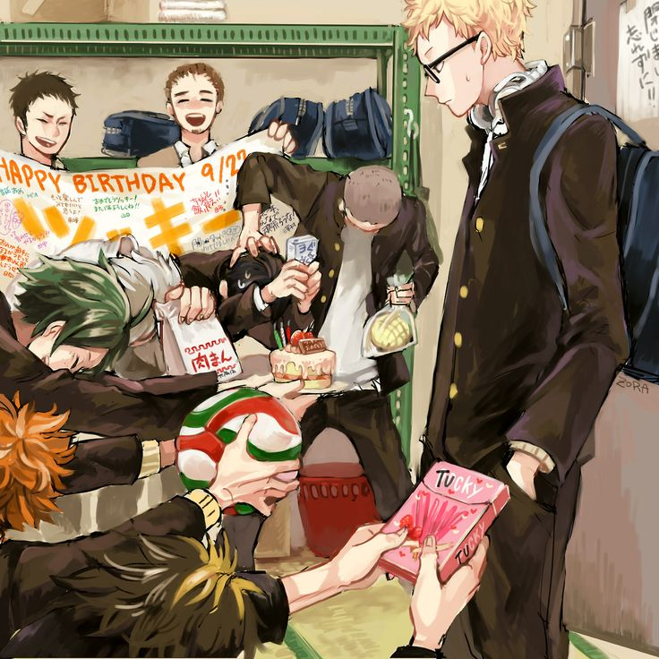 Haikyuu!! #anime