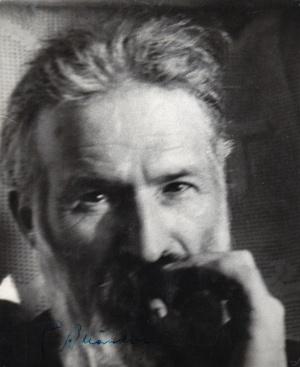 Brancusi - Self Portrait, c. 1932-33