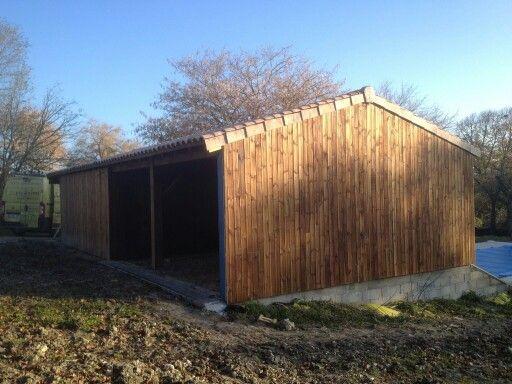 17 meilleures images propos de construction maison ossature bois vivanbois sur pinterest for Bardage fundermax ossature bois