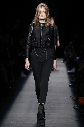 SHOWS FALL 2015 READY TO WEAR NY  ALEXANDER WANG:  Hanne Gabby