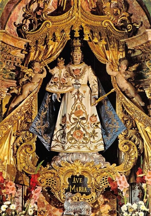 the cult of the virgin in art Ean begg investigates the pagan origins of the black virgin phenomenon as well  as the heretical gnostic-christian underground stream that flowed west.