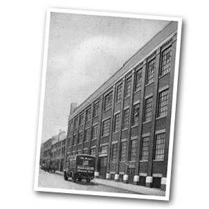 Bulpitt & Sons Ltd, Camden Street, Birmingham 1933