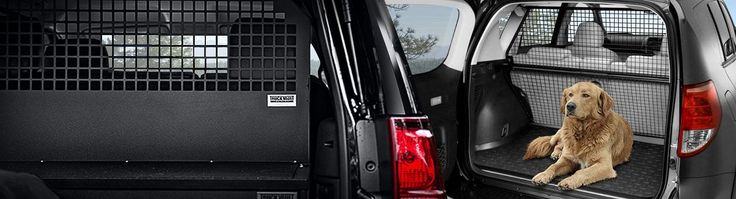 2015 Jeep Wrangler Pet Barriers at CARiD.com