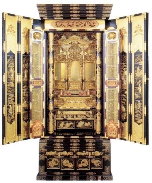 七尾仏壇 | 伝統的工芸品 | 伝統工芸 青山スクエア