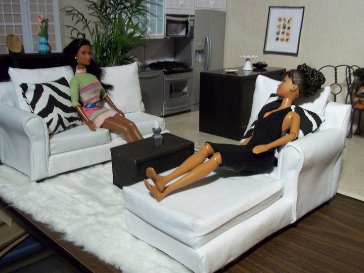 Best 20 Barbie Furniture Ideas On Pinterest
