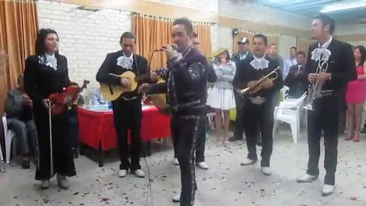 El Yo No Fui - Interpretado por Mariachi Juveniles Show Bogotá