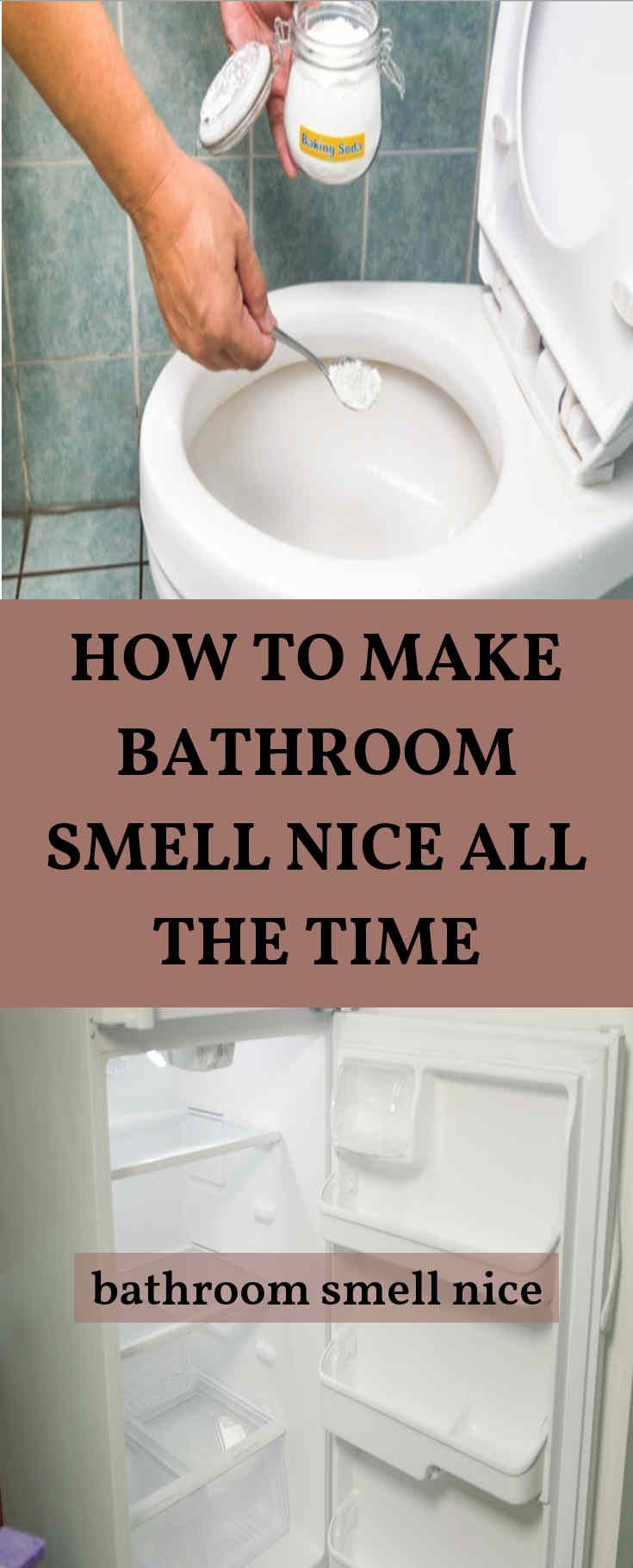 Watch This Learn More About Hacks Bathroom Go Fit Stay Fit This Freshener Bathroom Smells Useful Life Hacks Diy Household Cleaners