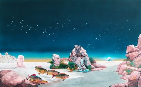 Tales from Topographic Oceans, Yes (1973)