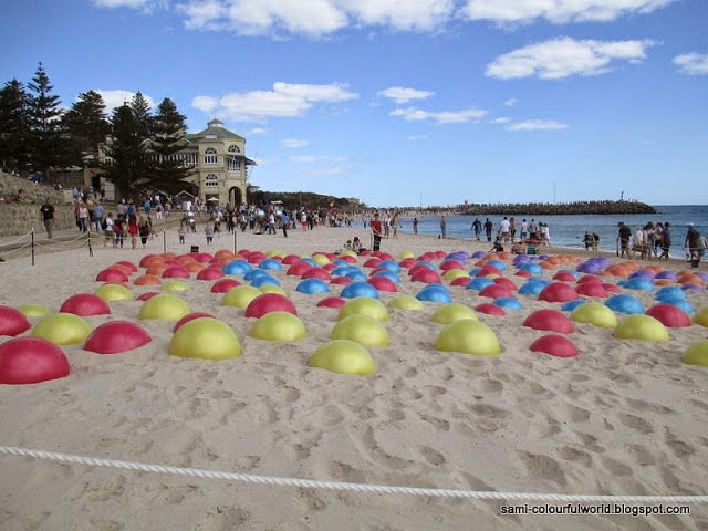 sami's colourfulworld: 2015 Sculpture by the Sea - II -