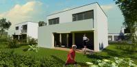 Novostavba rodinný dům, 140m2, Praha 9, Bydlení Vinoř