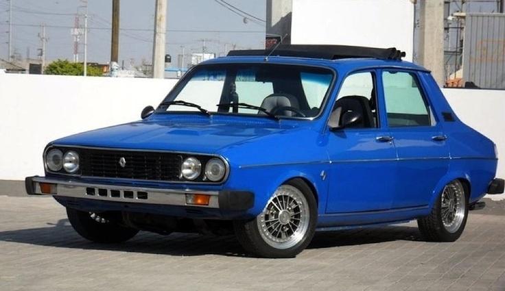 Renault 12 my *ss. Dacia Pitești!