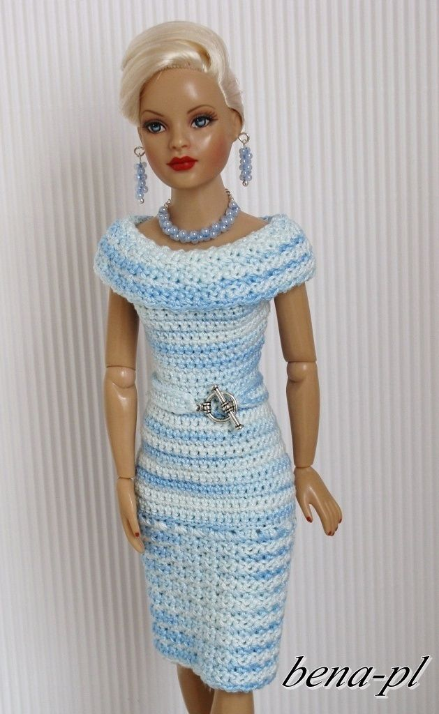739 Best Barbiefamily Sewing Images On Pinterest Patterns Barbie