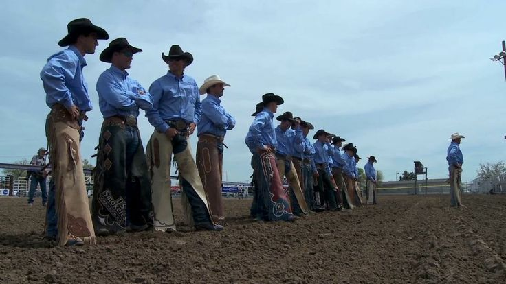 """The Miles City Bucking Horse Sale is like """"The Cowboy Mardi Gras"""" here in Montana!"""