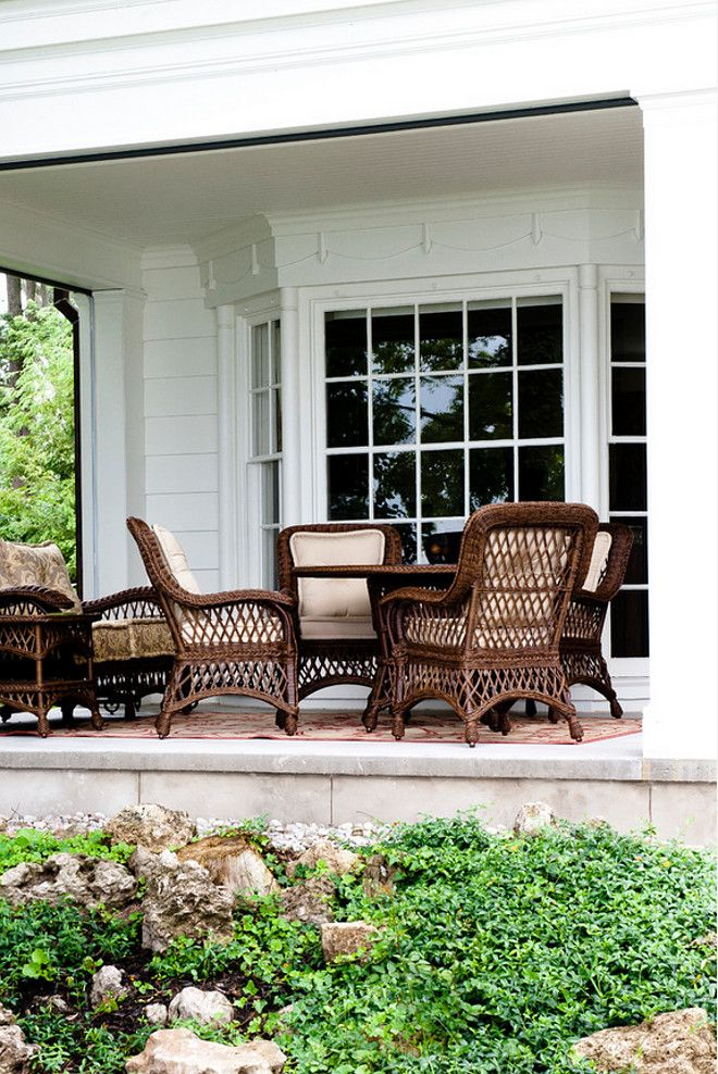 Backyard Creations Patio Awnings: 25+ Great Ideas About Wicker Patio Furniture On Pinterest