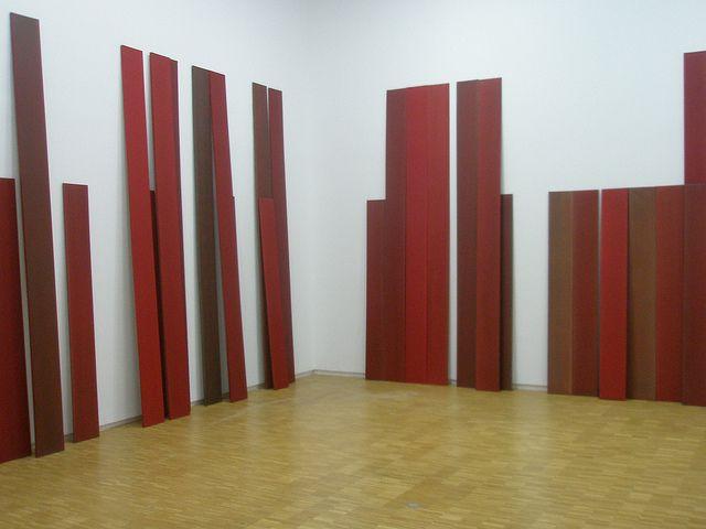 Marthe w ry 39 peinture venise 82 39 venice painting 1982 for Art minimal pompidou