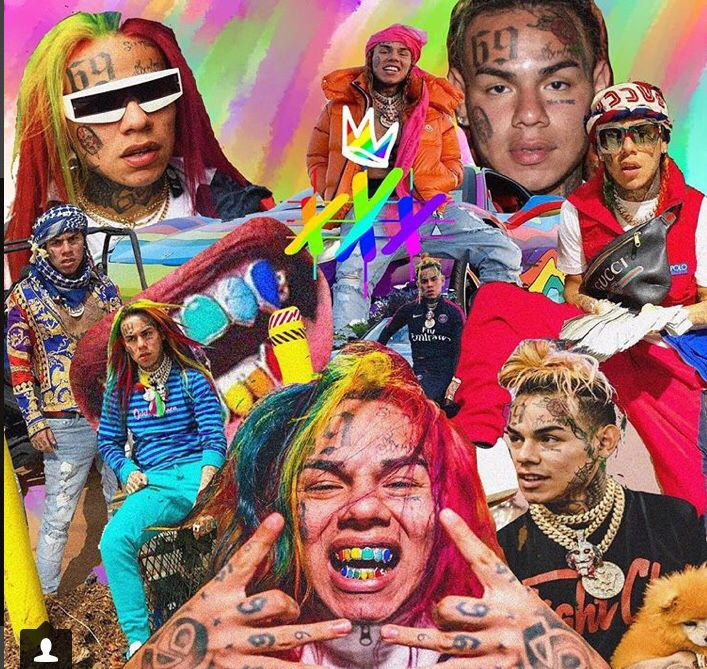Pin By Ashley On 6ix9ine ! (With Images)