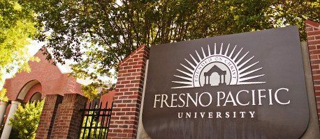 Fresno Pacific University's Main Campus located on Chestnut and Butler. Traditional Undergraduate (4 year degree) and Degree Completion Students (evening courses for the working adult.)