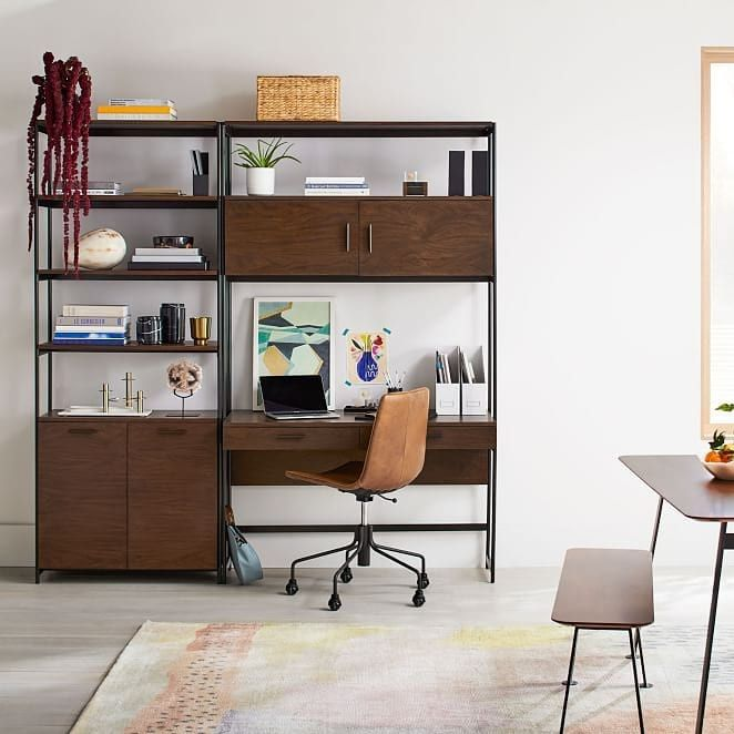West Elm Australia On Instagram Flash Sale Ends Tonight 40 Off All Desks Until Midnight Bookcase Desk Cheap Office Furniture Office Furniture Collections