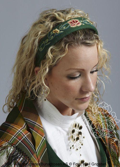 nordlandsbunad hårbøyle - Google-søk