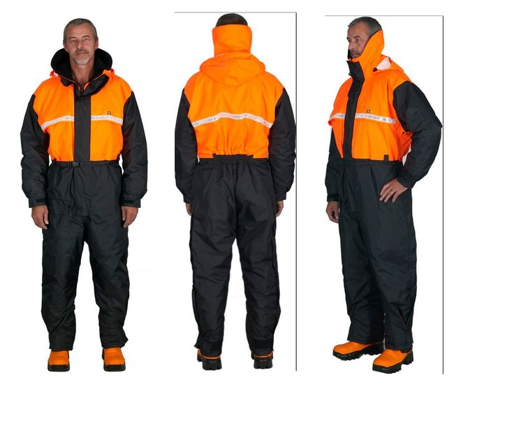 Professional fishing suit / drysuit / one-piece NARVIK