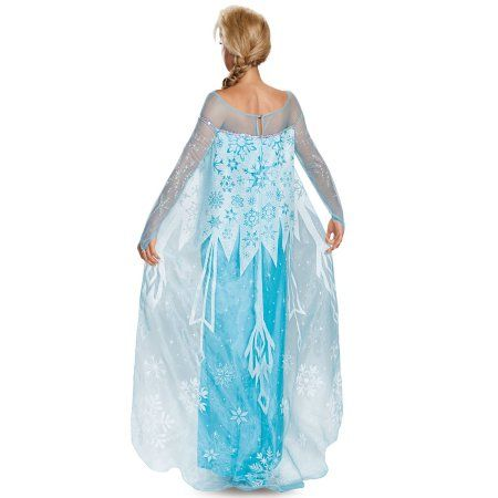 frozen elsa prestige womenu0027s plus size adult halloween costume