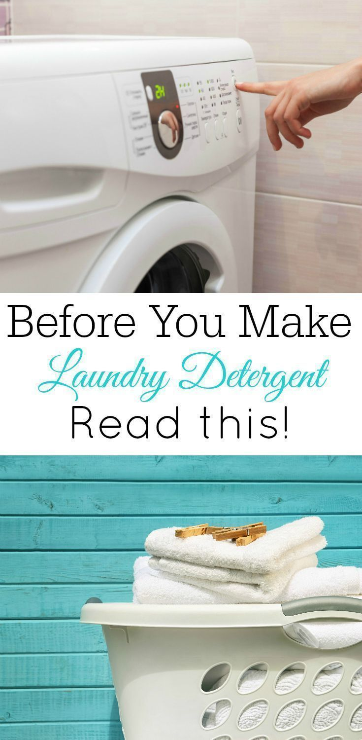 Why You Shouldn T Use Homemade Laundry Detergent Diy Laundry