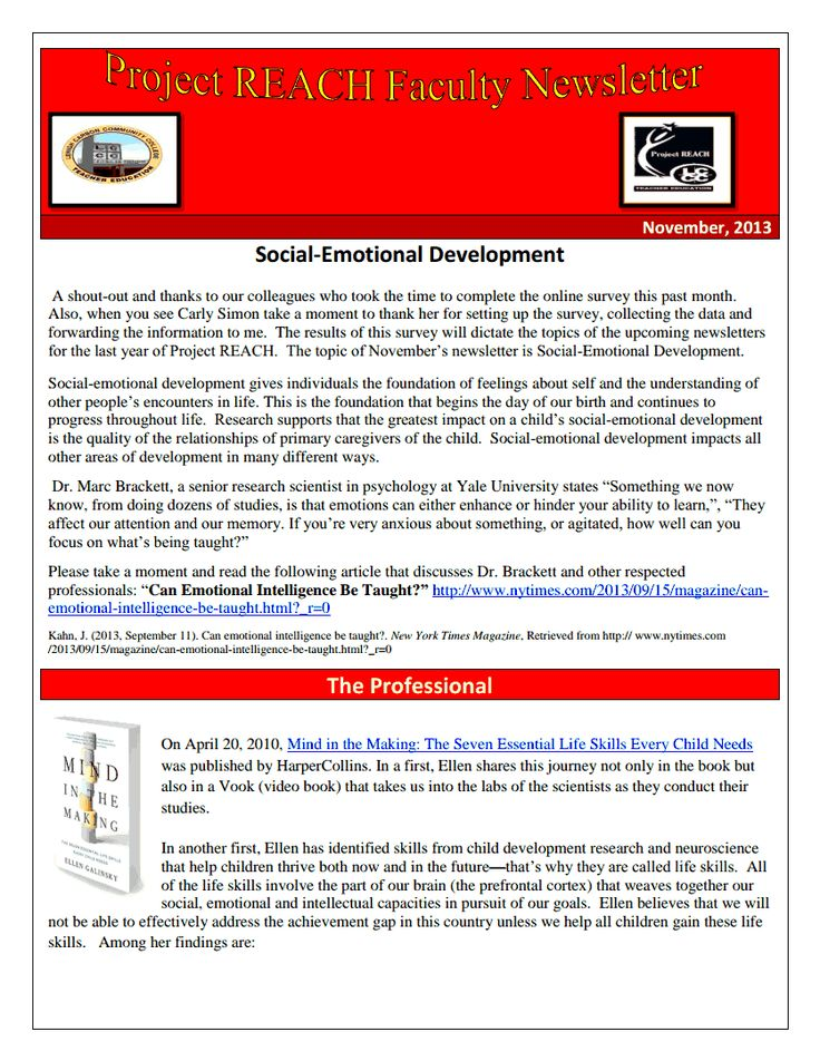 Best Project Reach Connection And Faculty Newsletters Images On