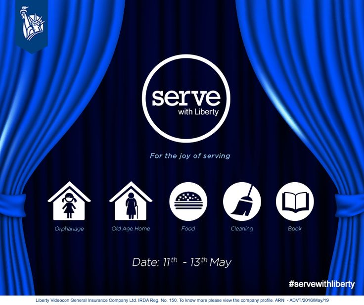 We at Liberty Videocon take pride in giving back. Watch out this space… ‪#‎servewithliberty‬