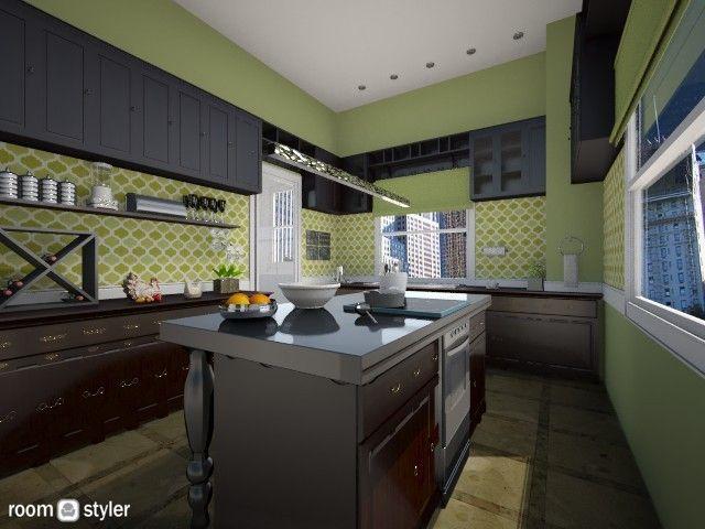 Seasoned Designers (Kitchen)