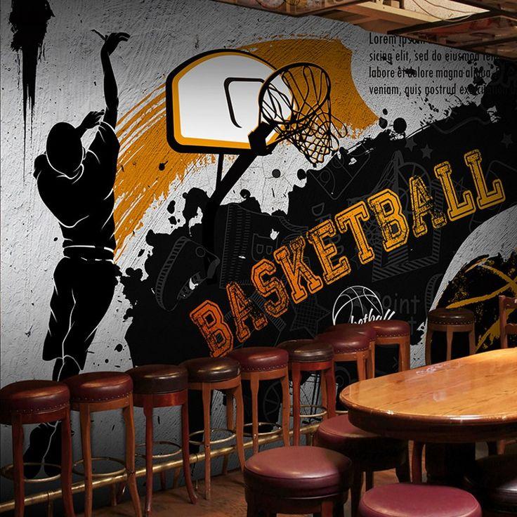 Les 25 Meilleures Idées De La Catégorie Mur De Basket Ball Sur