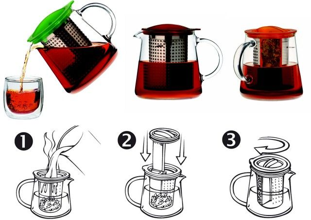 Giveaway: A Tea Control™ Pot for Perfectly Brewed Tea Every Time & Teas from Blue Samovar