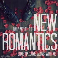 Taylor Swift 1989 Lyrics - New Romantics. My favorite song❤️