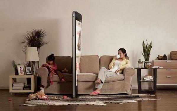 Teknoloji bazen araya duvarlar örer!