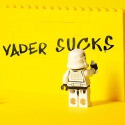 Storm Trooper vandal.