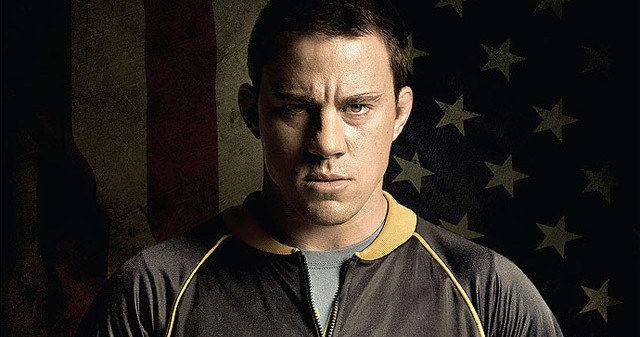 'Foxcatcher' Poster Featuring Channing Tatum -- Channing Tatum takes on the role of real-life Olympic wrestling champ Mark Schultz in 'Foxcatcher', a new drama co-starring Steve Carell in a career defining performance. -- http://www.movieweb.com/news/foxcatcher-poster-featuring-channing-tatum