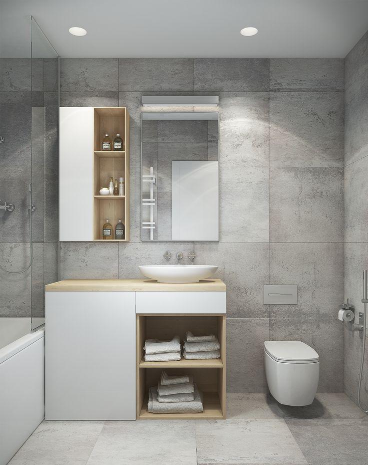 Квартира в житловому комплексі Вілла Магнолія. - Cтудія HG interior design